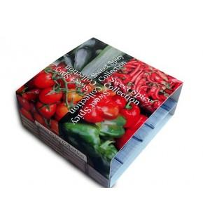 Kit de semis Saveurs douces et épicées