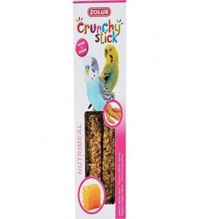 Crunchy Stick Perruches Goût Miel
