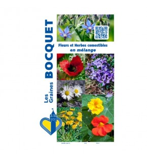 Fleurs et Herbes comestibles