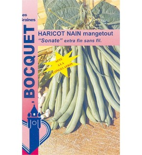 Haricot nain à filet extra fin Sonate - 60g