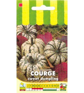 Courge Sweet Dumpling / Patidou