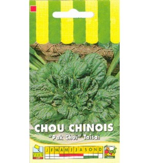 Chou de Chine Pak Choi Taisai