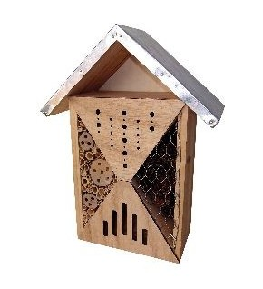Hôtel pour insectes Petit séjour
