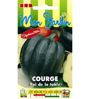 Courge Table King ( roi de la table )