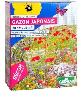 Gazon japonais 520g pour 20 m2