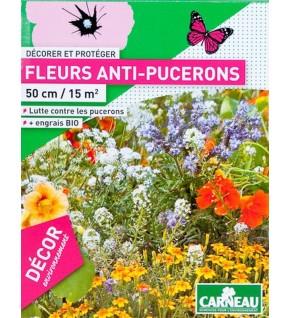 Fleurs anti-pucerons 520g pour 15 m2