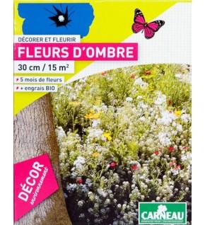 Fleurs d'ombre 520g pour 15 m2