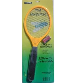 Raquette electronique contre les insectes volants