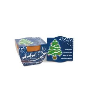 Kit Sapin de Noël (graines + pot + pastille de coco)