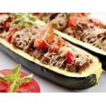 Idée de recette : Aubergines farcies  | Graines Bocquet